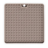 "Silicone Reversible Interactive Feeding and Licking Mat, 5.5"" x 5.5"", 2 Colors Available"