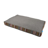 Loft Flat Dog Bed with Probiotic Technology for Natural, Non-Toxic Odor Control