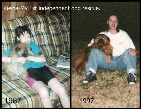 first independent dog rescue