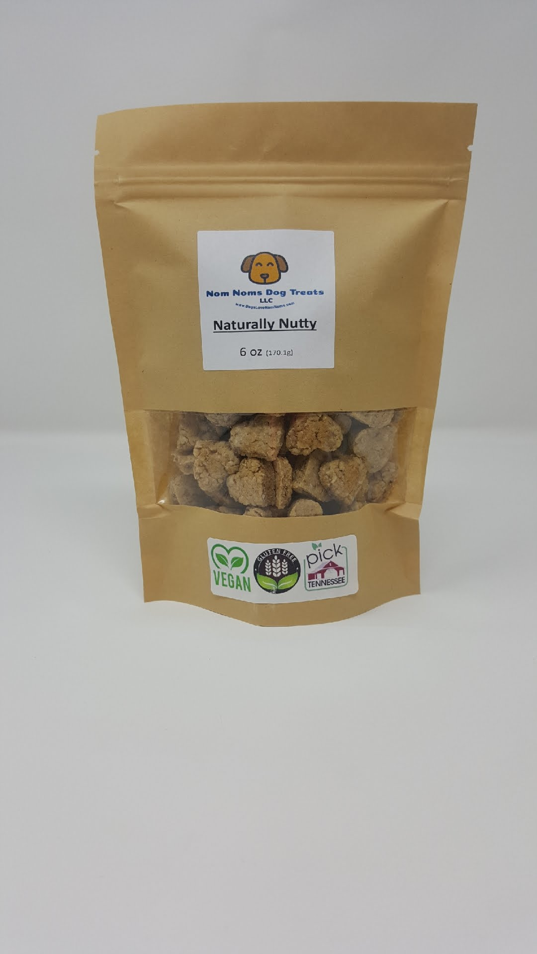 6 oz Naturally Nutty