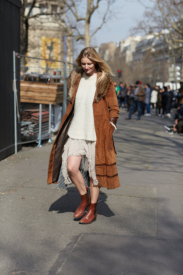 Paris Fashion Week - Street Style - Me Mata Baires