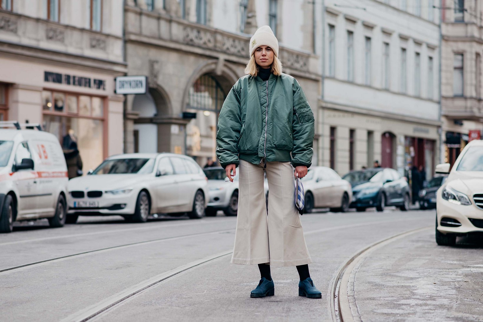 Berlin Fashion week Street Style me mata baires