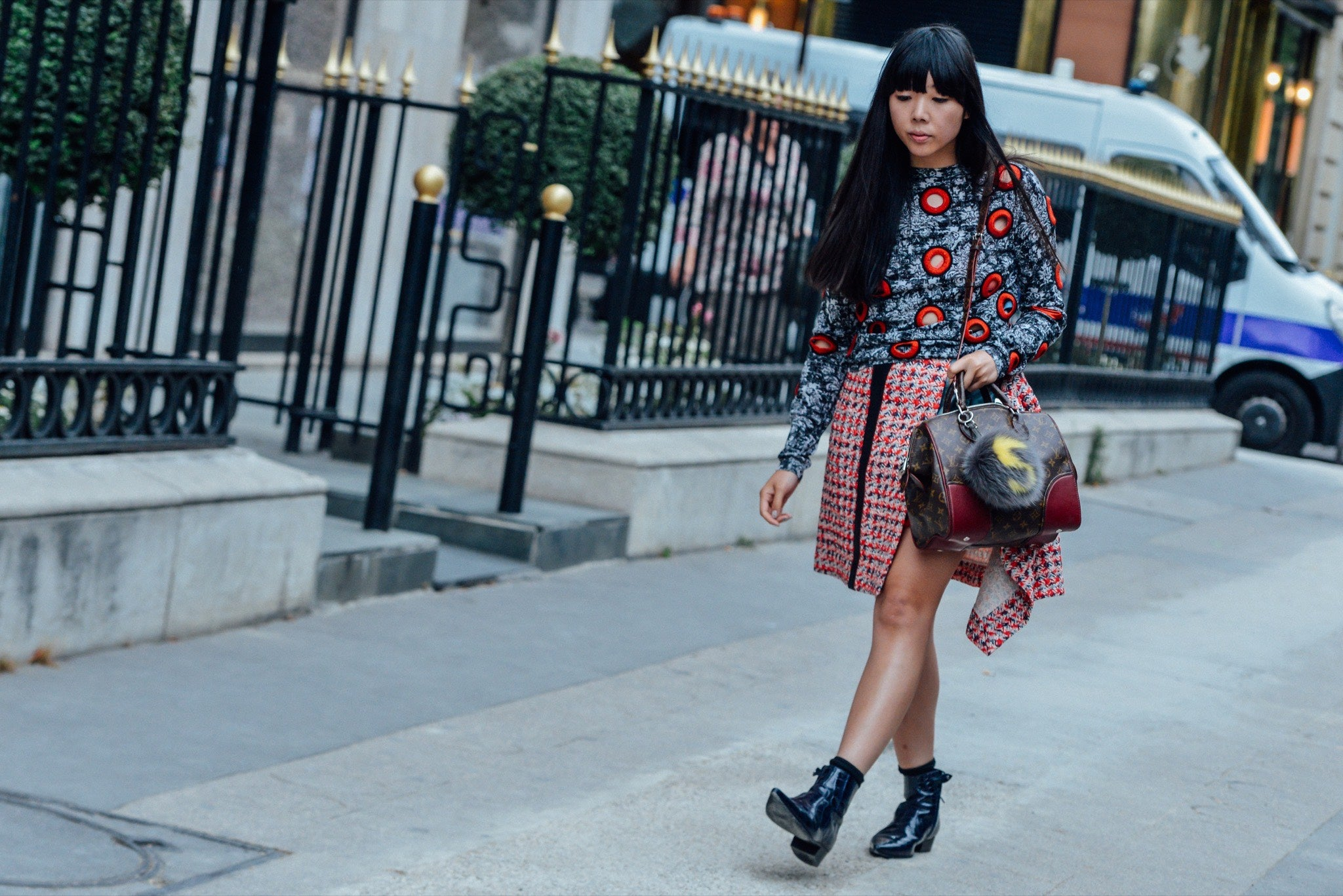 Street Style - Fall Couture 2015 - Me Mata Baires - MeMataBaires