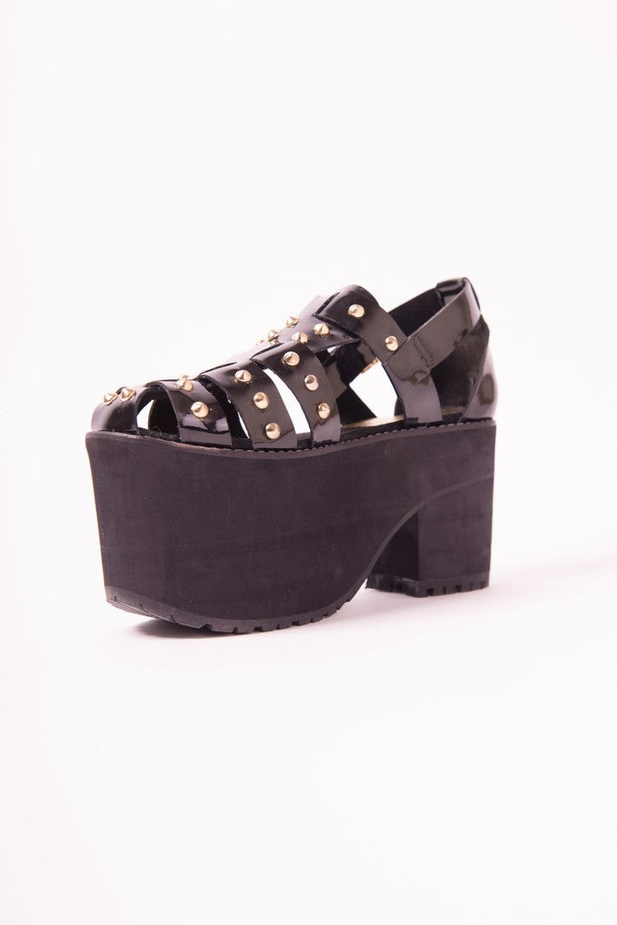 ☿ ROCK N' ROLL SANDALS ☿ - MeMata  - 2