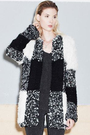 LOVE COAT SQUARE - VESTITE Y ANDATE - MeMata  - 1
