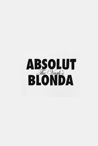 ABSOLUT BLONDA® THE VAGH´S