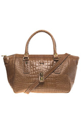BROWN DOCTOR BAG KENNETH - LAZARO - MeMata  - 1