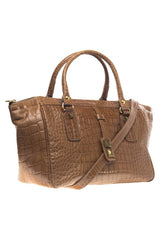 BROWN DOCTOR BAG KENNETH - LAZARO - MeMata  - 2