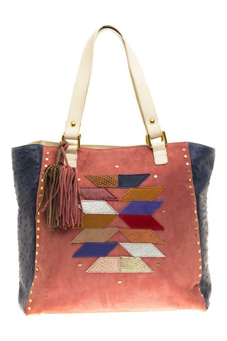 HENDRIX SHOPPING BAG - LAZARO