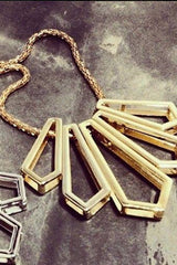 KARL Necklace - CUATRO MUSAS - MeMata  - 1