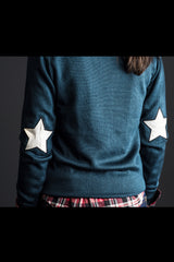 STARS SWEATER - MIA CRUZ - MeMata  - 2