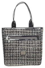 TWEED SHOPPING BAG - LAZARO - MeMata  - 1