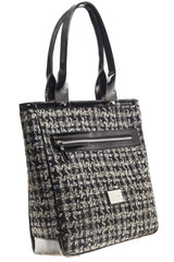 TWEED SHOPPING BAG - LAZARO - MeMata  - 2