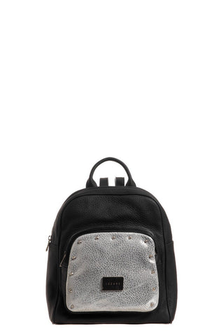BLACK BAQUEIRA BACKPACK - LAZARO