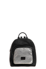 BLACK BAQUEIRA BACKPACK - LAZARO - MeMata  - 1