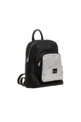 BLACK BAQUEIRA BACKPACK - LAZARO - MeMata  - 2