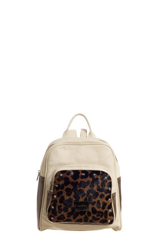 BEIGE BAQUEIRA BACKPACK - LAZARO