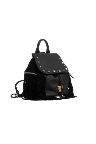 BLACK MONTERREY BACKPACK - LAZARO