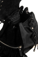 BLACK MONTERREY BACKPACK - LAZARO - MeMata  - 3