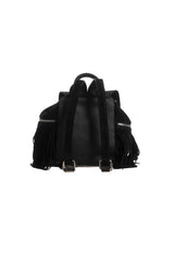 BLACK MONTERREY BACKPACK - LAZARO - MeMata  - 4