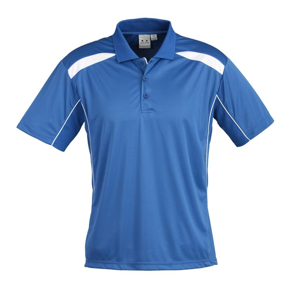 Mens United Short Sleeve Polo - SPORTS DEAL