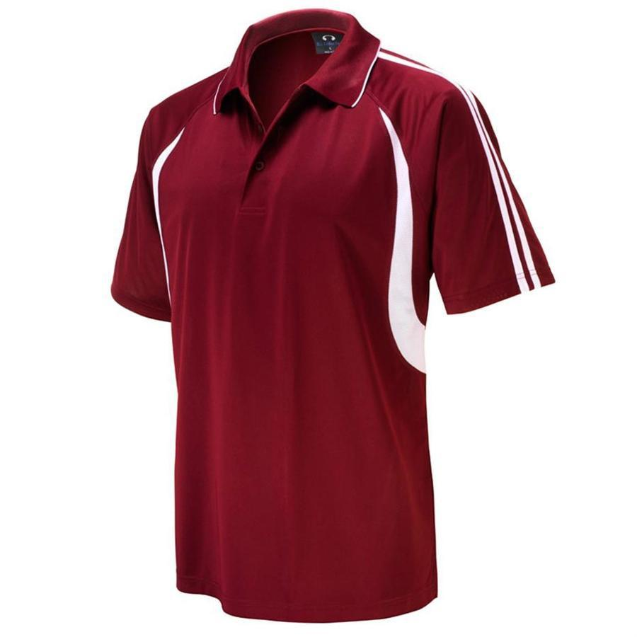 Kids Flash Sports Team Polo - SPORTS DEAL