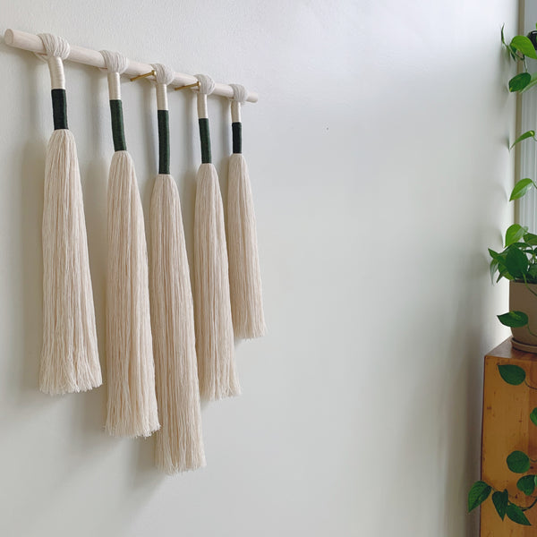 growth wall hanging
