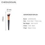 CHEEKDOURL 03#BRONZER BRUSH