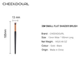 CHEEKDOURL 08#SMALL FLAT SHADER BRUSH