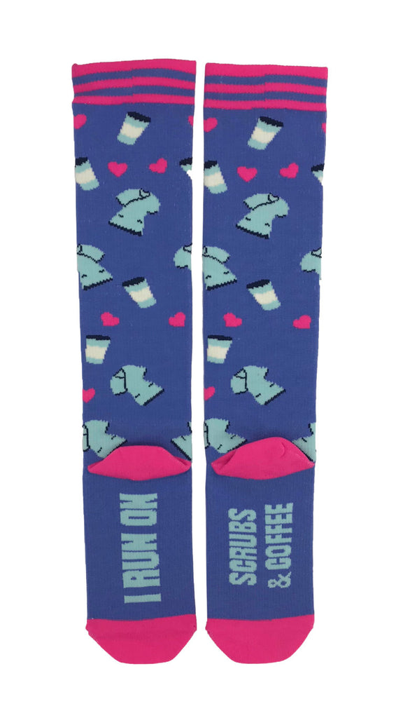 8-15 mmHg Doctor's Choice Compression Socks