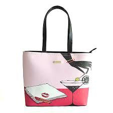 Kate Spade Iconic Cocktail Tote Bag