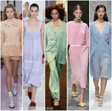 Colours for Spring 2018