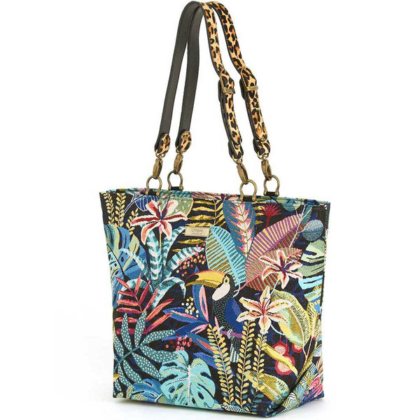 Tropical Tote Bag by Umpie Handbags
