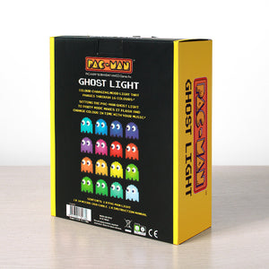 Ghost Night Light Colorful