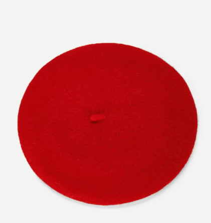 Spicy Red Beret