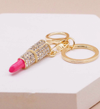 Bling Lip Keychain