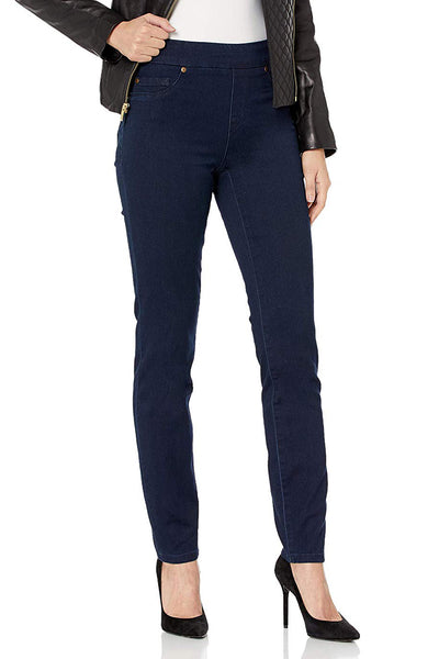 Tribal Pull On Skinny Jegging Midnight