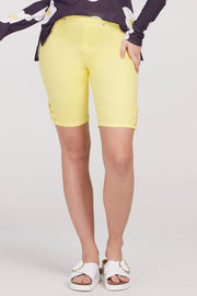 Lace Up Bermuda Short