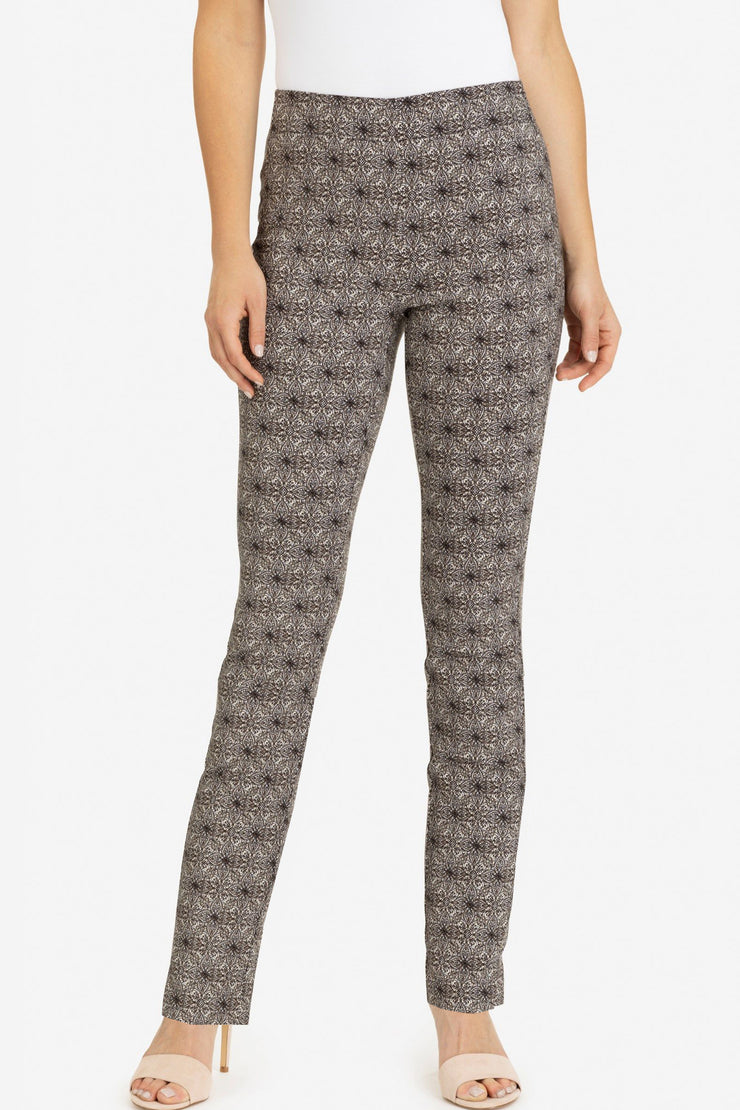 Tribal Moroccan Pull On Pant - Final Sale