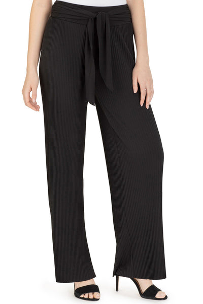 Pleat Sash Pant - Final Sale