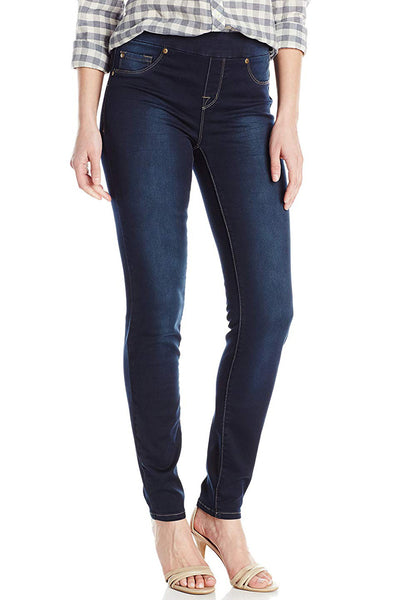 Pull On Skinny Jegging Navy Blast