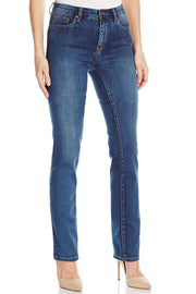 Tribal Straight Leg Jean Retro Blue
