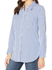 Stripe Button Up Shirt