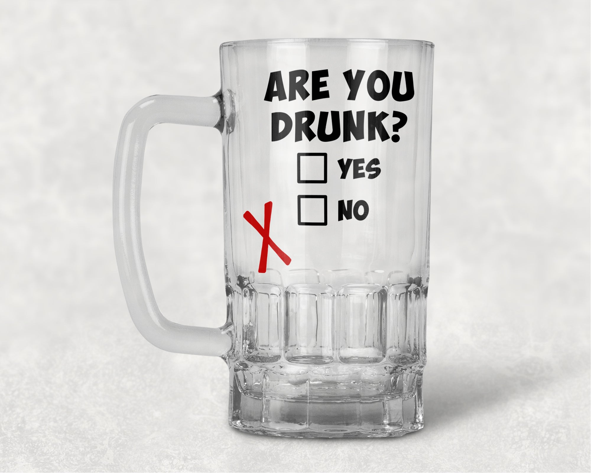 BEER SVG FILE, Funny Beer Mug Saying SVG, Groomsman Gift SVG, Vinyl Sayings Beer, Are You Drunk Yes or No SVG, Beer Quote SVG, SVG FILES for Cricut