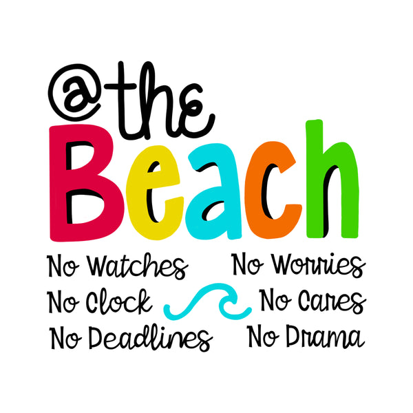 At The Beach Svg File Beach Svg Beach Saying Svg Beach Quote Svg B Empty Nest Of Svg Files