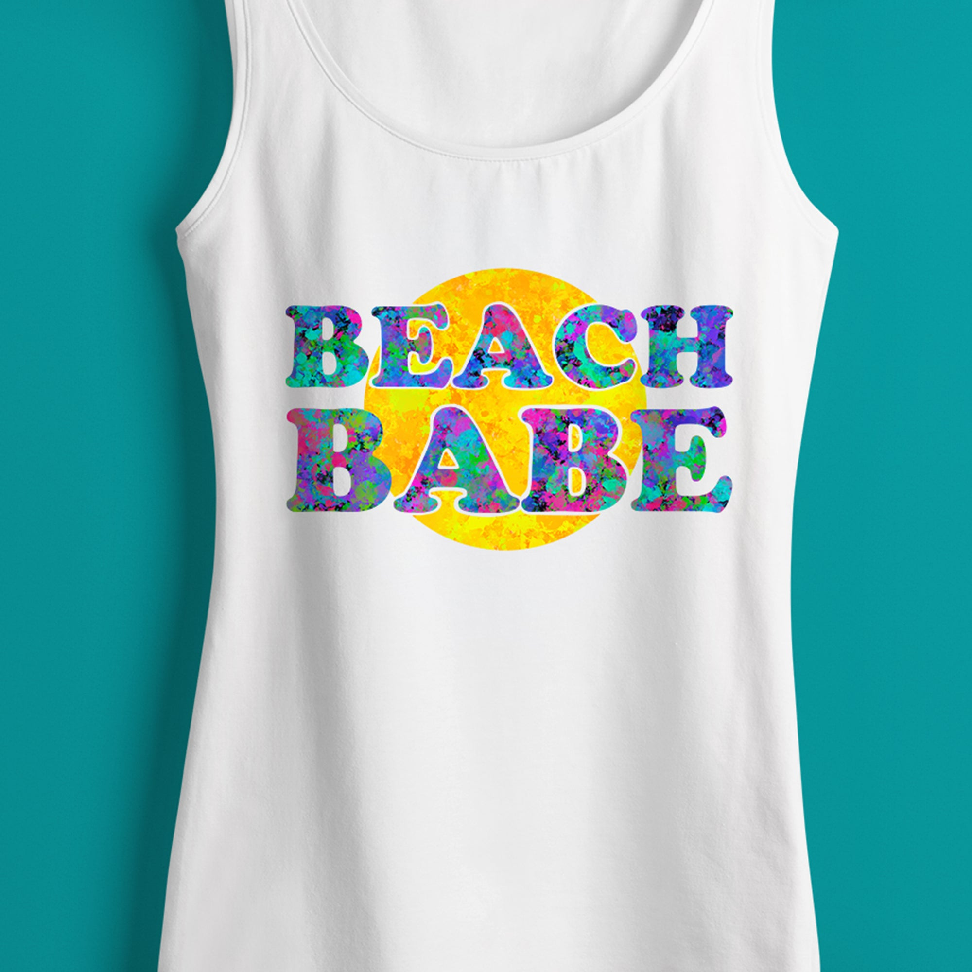 Beach Sublimation Design, Beach Sublimation Digital Download, Beach PNG for Sublimation Printing, Sublimation Design Files, Beach DTG Digital Download