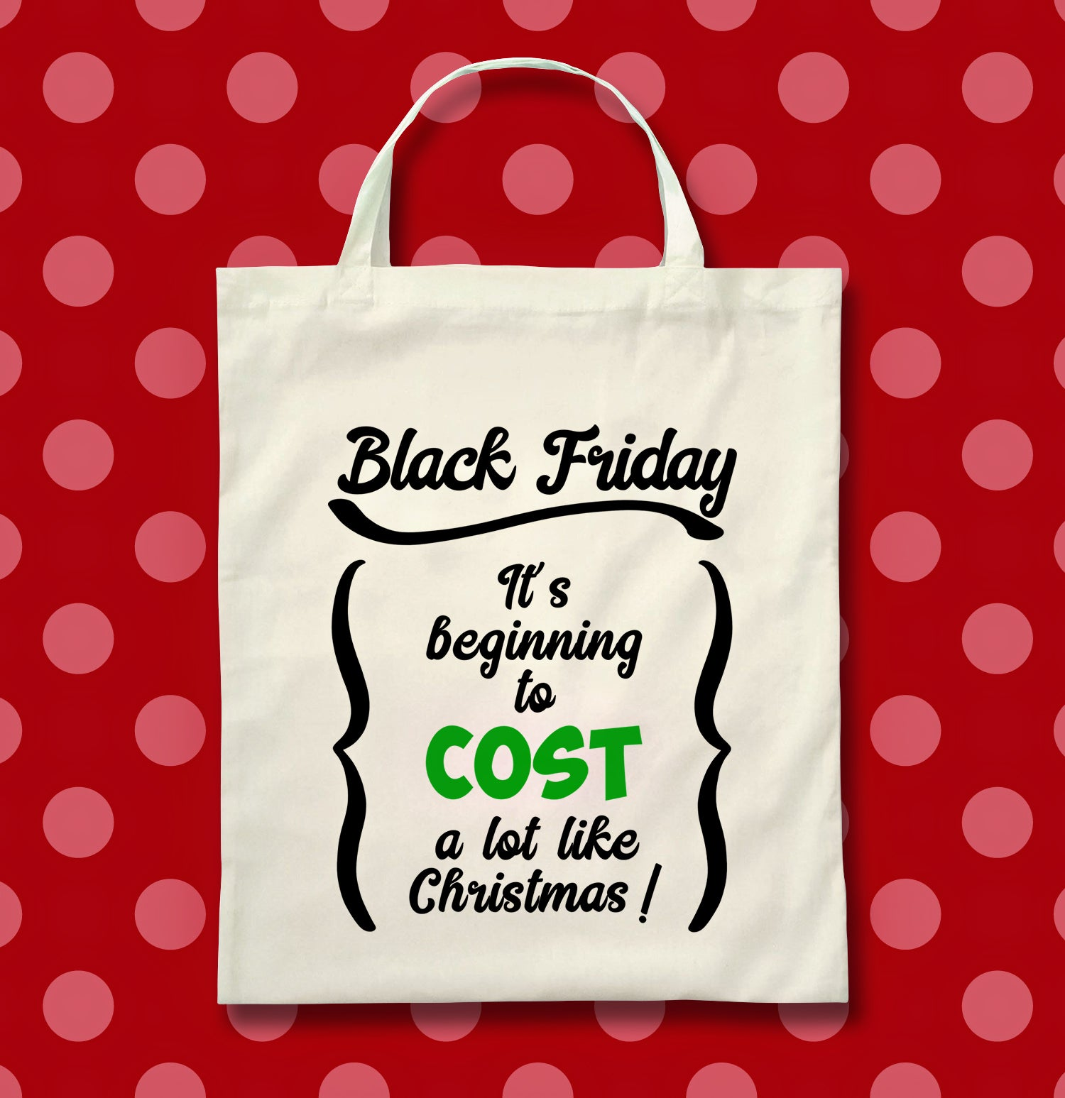 Black Friday Shirt SVG, Black Friday Cut File, Funny Black Friday Saying SVG, Cost a Lot Like Christmas SVG, Christmas Shopping SVG