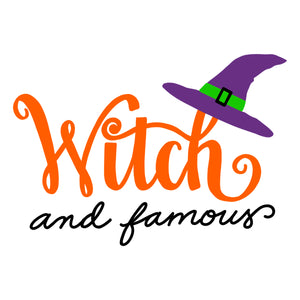 Funny Halloween SVG. Halloween Witch SVG Cut File, Funny Halloween Shirt SVG