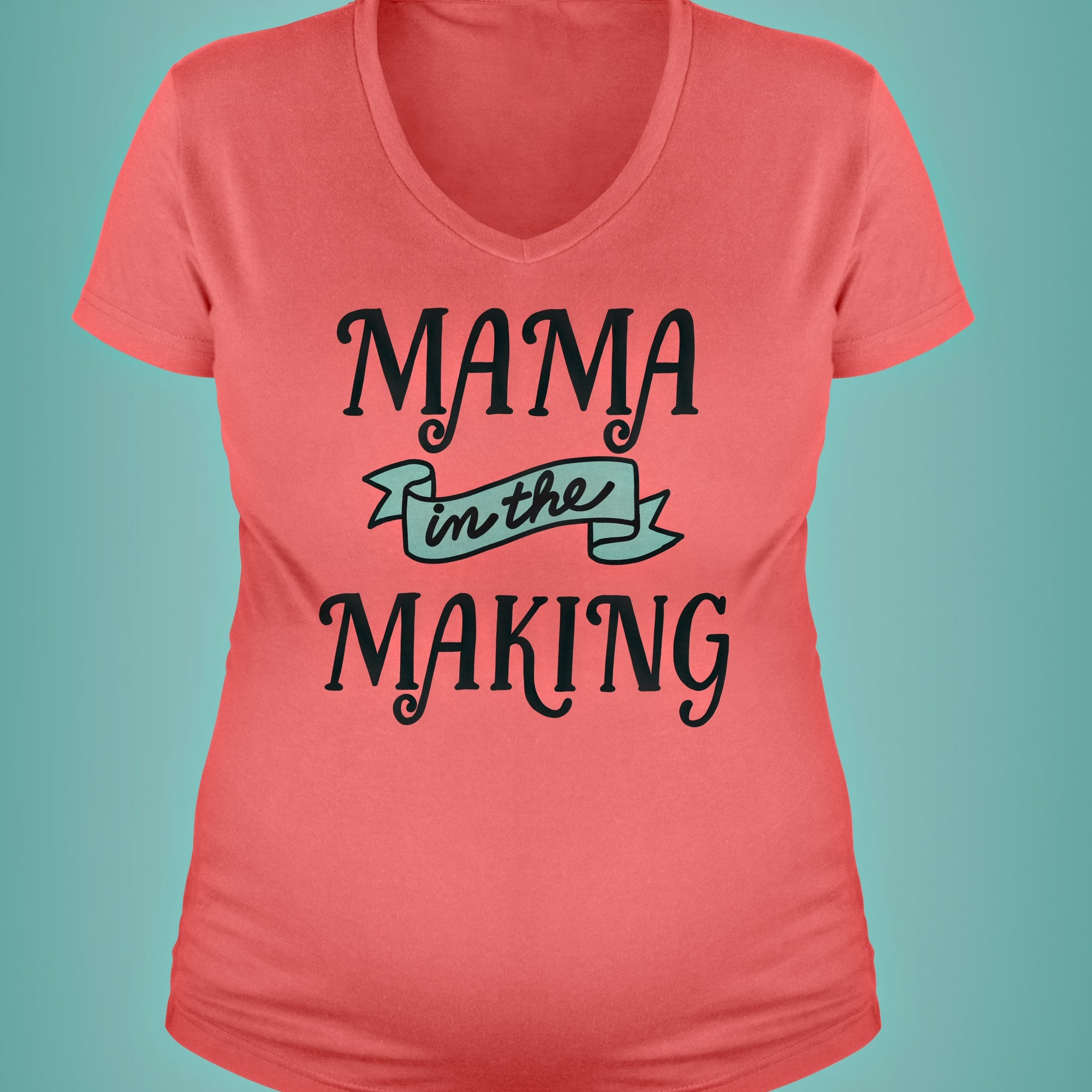 FUNNY PREGNANCY SVG, Mama in the Making Maternity Svg File, Funny Maternity Shirt Svg, Funny Pregnancy Quote Svg Files for Cricut, Baby Svg