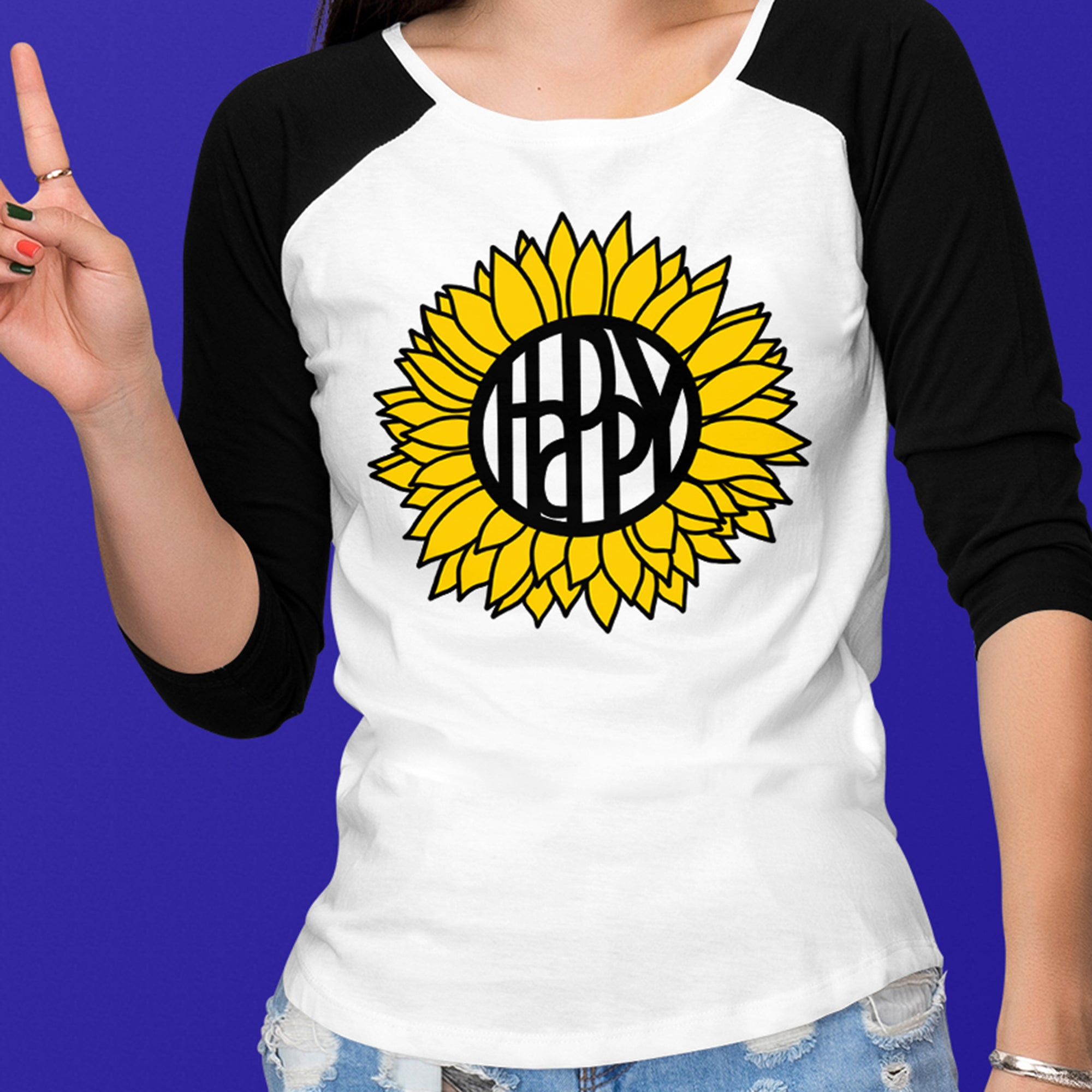 Sunflower SVG File, Big Yellow Sunflower SVG Cut File, Sunflower PNG, Sunflower Graphic